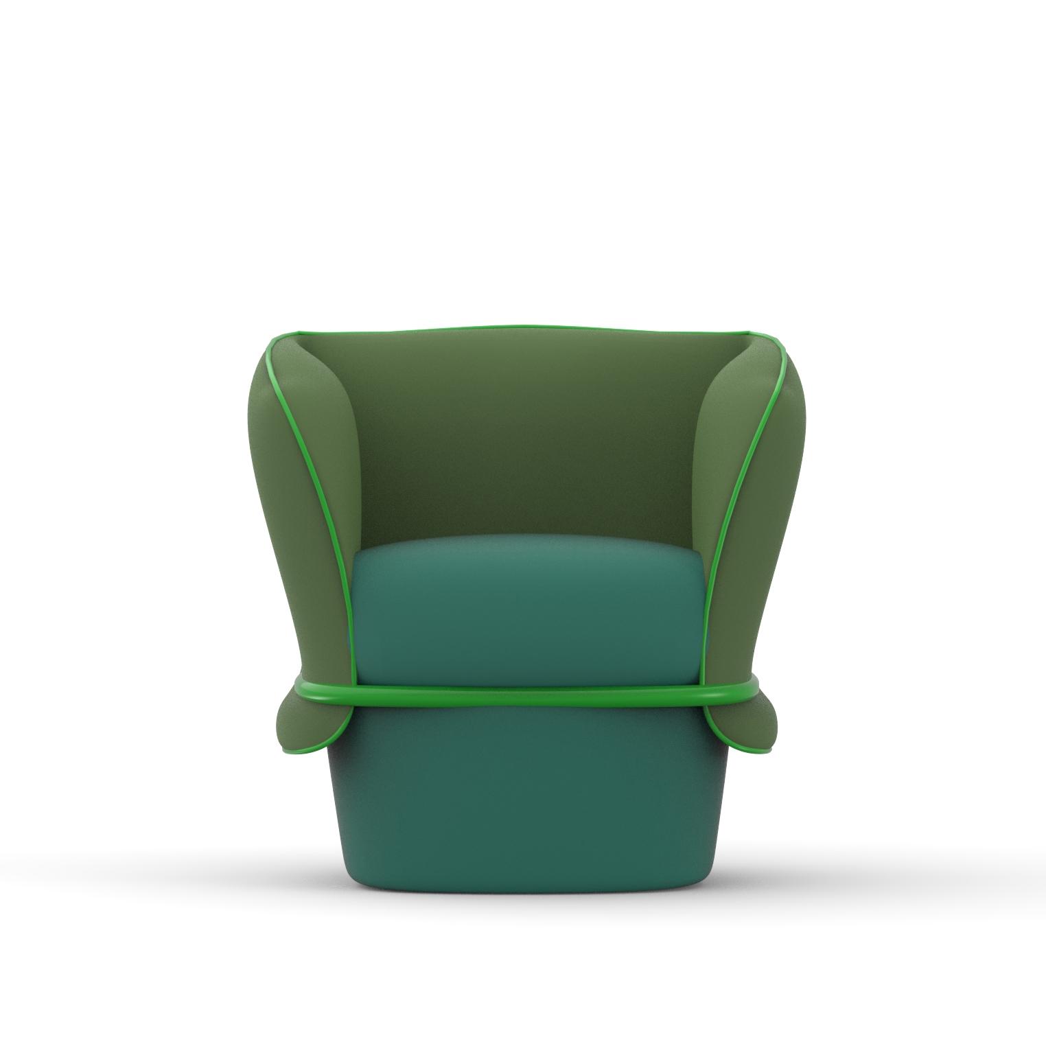 chemise armchair design studio lido for my home collection. laboratore innocenti design office